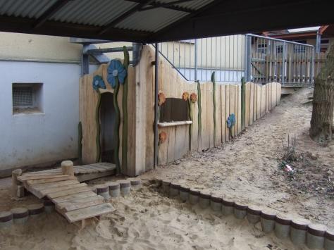 Sandkastenhütte